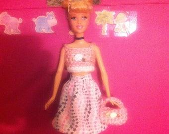 Haken Voor Barbiepop Etsy