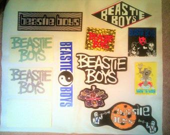 Beastie Boys Stickers Decals