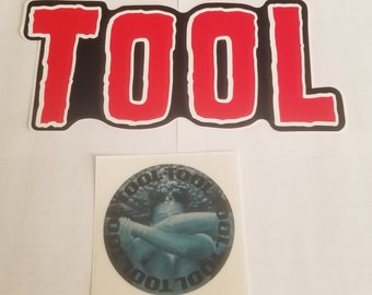 Tool STICKERs Decals