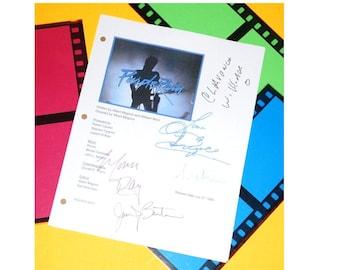 Purple Rain Signed Script : Prince, Apollonia Kotero, Morris Day, Clarence Williams III, Jerome Benton Movie