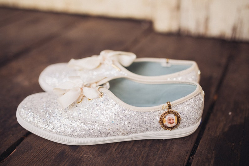 Bridal shoe Charm set memorial shoe charms Wedding Shoe Charms photo wedding shoe charms Shoe Charms bridal charms Photo Shoe Charms