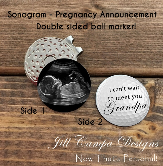 ba34ba51880 Pregnancy announcement New Grandpa pregnancy announcement