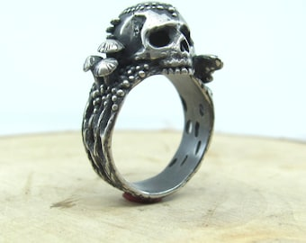 The Persephone Ring - Made to order in your size!