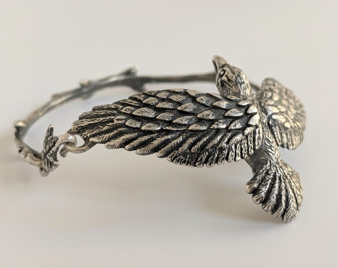 Featured listing image: The Raven Bracelet