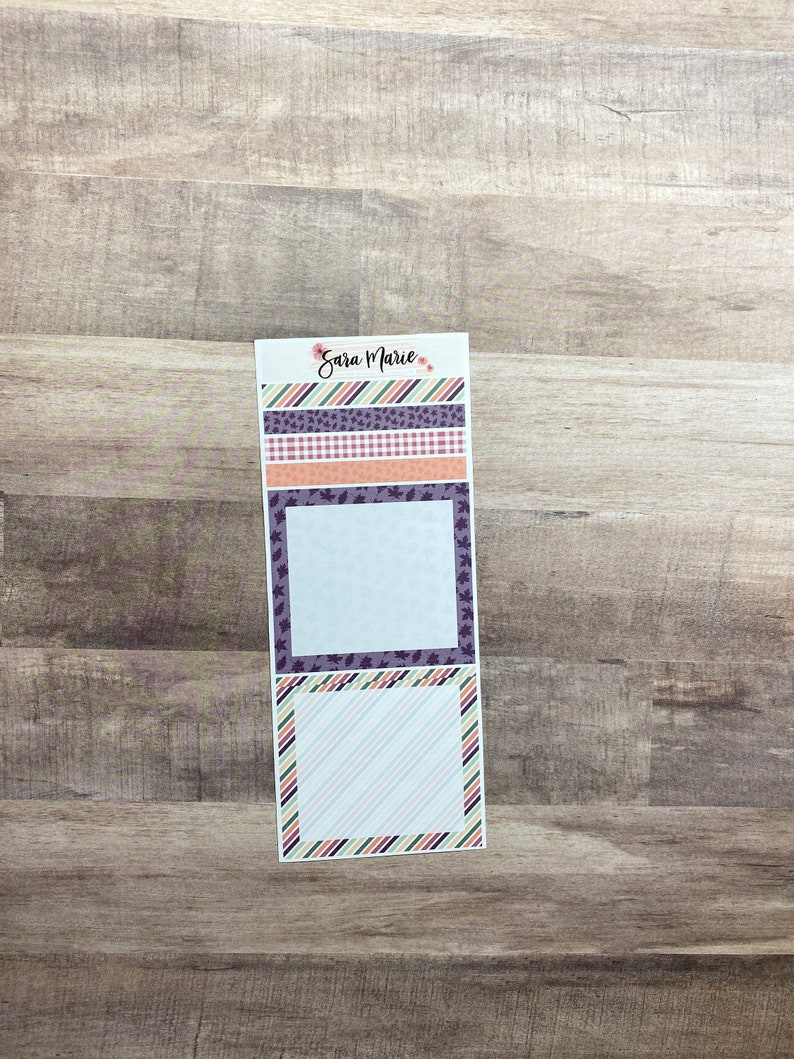 Daily Duo Decorative Boxes /& Washi Kit 10