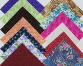 5 inch Scrappy Charm pack 100 Cotton Squares 100pk No reapeats