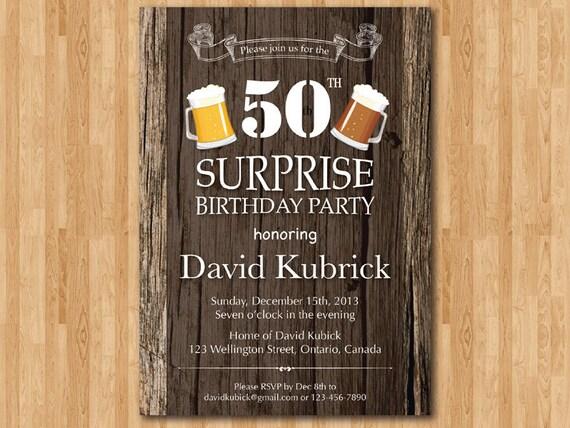 Bier Geburtstag