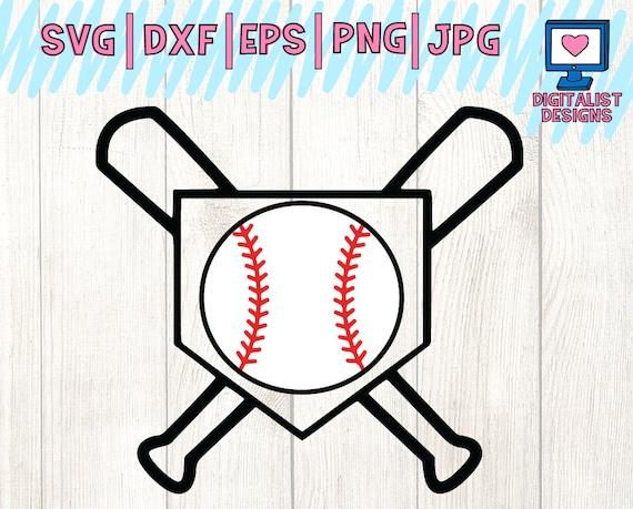 Download Baseball svg baseball bat svg baseball shirt sports svg | Etsy