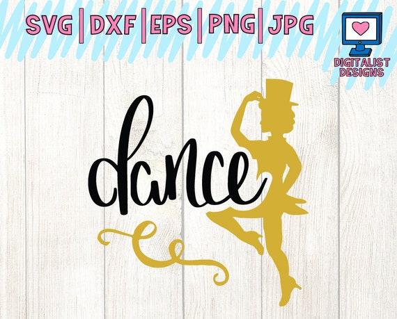 svg, silhouette de danse, danseuse svg, svg de claquettes, danseur de claquettes svg, vecteur de danse, fichiers coupe cricut de danse, danse chemise,