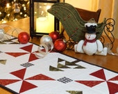 Christmas Quilt Patterns PDF Christmas Table Runner Patterns Easy Farmhouse Christmas Tree Pattern