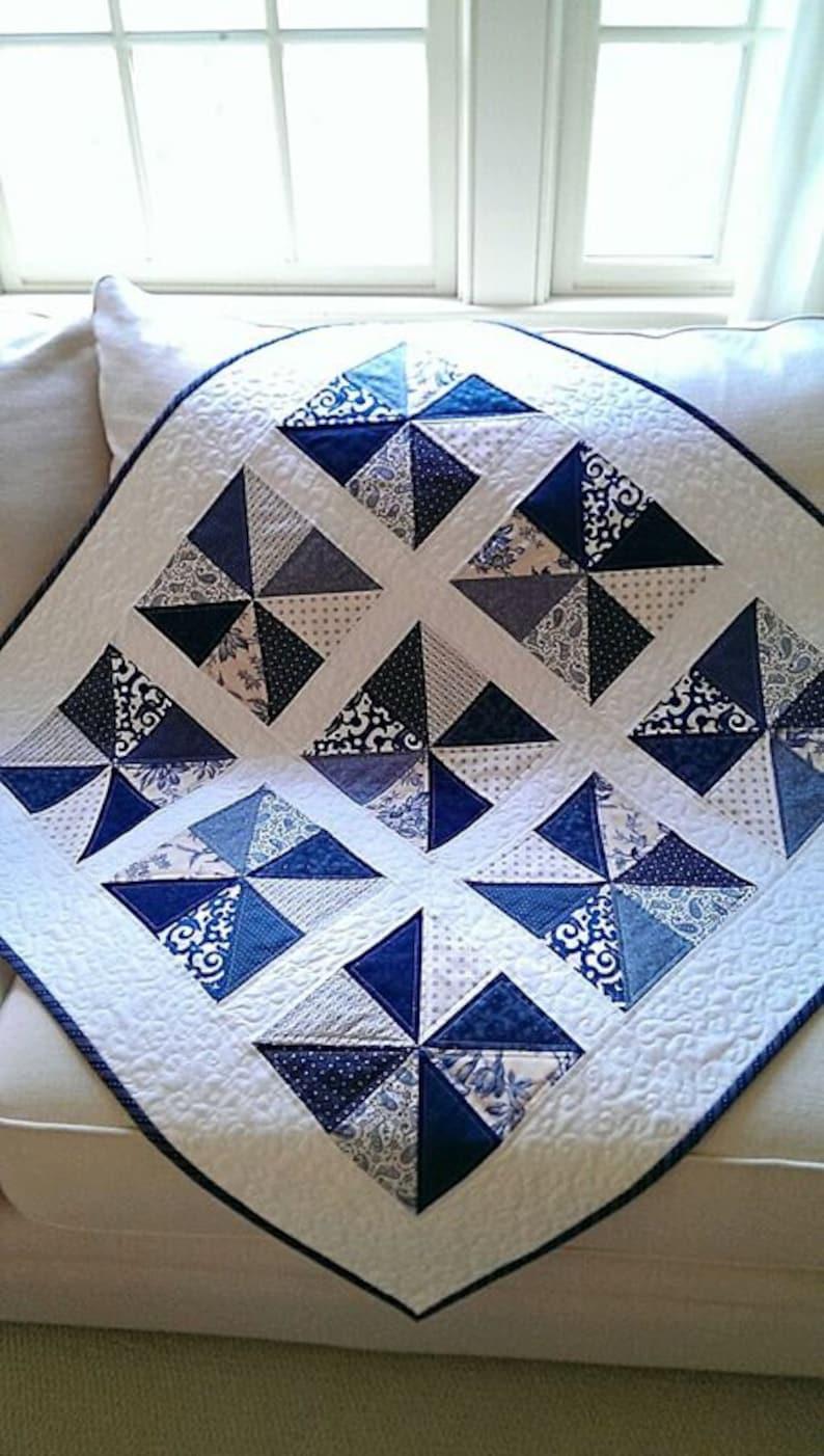 Baby Quilt Patterns.Pinwheel Quilt Pattern Pdf Baby Quilt Patterns Easy Quilt Patterns Christmas Quilt Patterns Table Runner Beginner Quilt Pattern