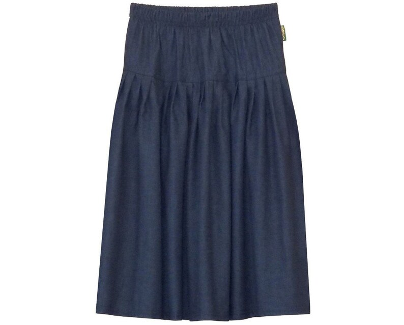 0509b583ec Girl's Original Modest Biz Style Below the Knee Length | Etsy