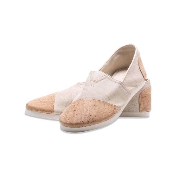 Les chaussures de femmes Espadrilles Cork/FREE respectueux SHIPPING WORLDWIDE-Vegan respectueux Cork/FREE de l'environneHommes t cadeau de Noël idée/dames chaussures/été 6d8c45