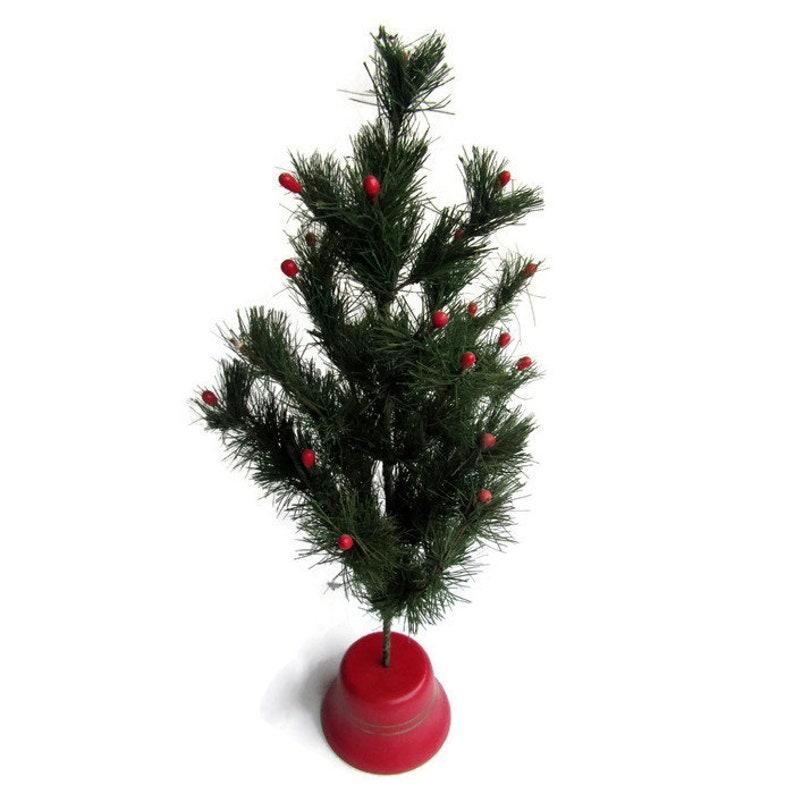 Fake Christmas Tree Stand.Christmas Tree Antique Christmas Tree Plastic Christmas Tree Table Top Christmas Tree Vintage Christmas Tree