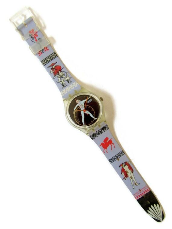 Swatch Watch; NOS Swatch Watch, Vintage Swatch Wat