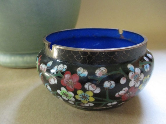 how to clean cloisonne ware