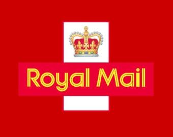 Postage upgrade / Rush order