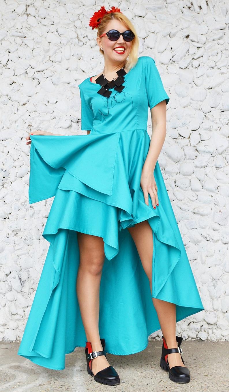 decab31c2d1c Cotton Dress Women Summer Dress Maxi Dress TDK291 Shirt Dress