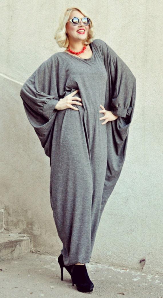 d7485696b8ae0 Plus Size Grey Jumpsuit Plus Size Jumpsuit Loose Grey