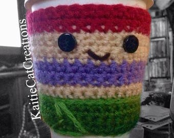 The Little Mermaid Ariel Crochet Disney Cup Cozies