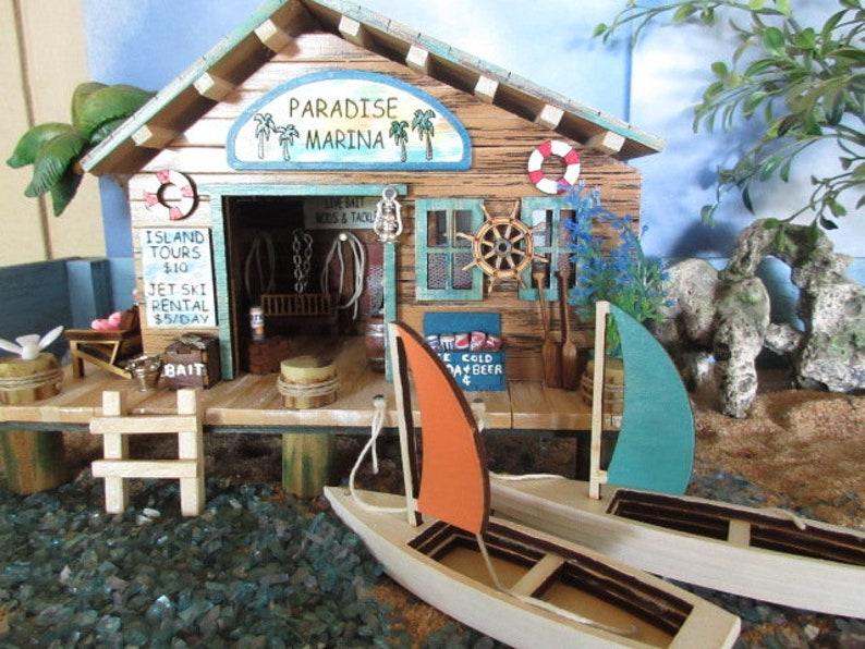Fairy Wharf Accessories Miniature Dollhouse FAIRY GARDEN