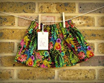 "Liberty ""Tresco"" fabric baby and toddler skirt"