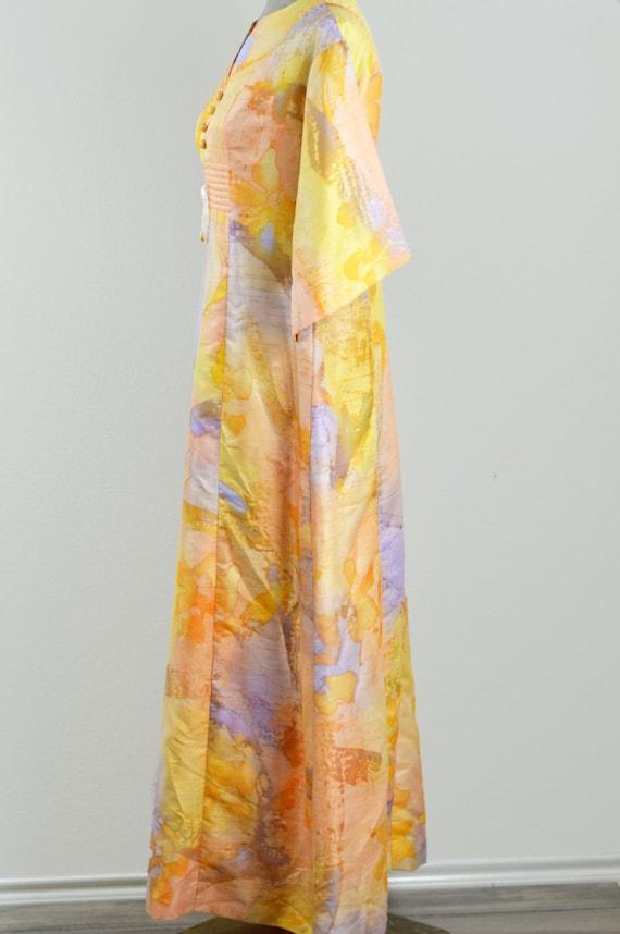 60's Vintage  Tori Richard Laui Kai Long Sleeve M… - image 2