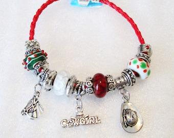 1208 - Cowgirl Up Bracelet