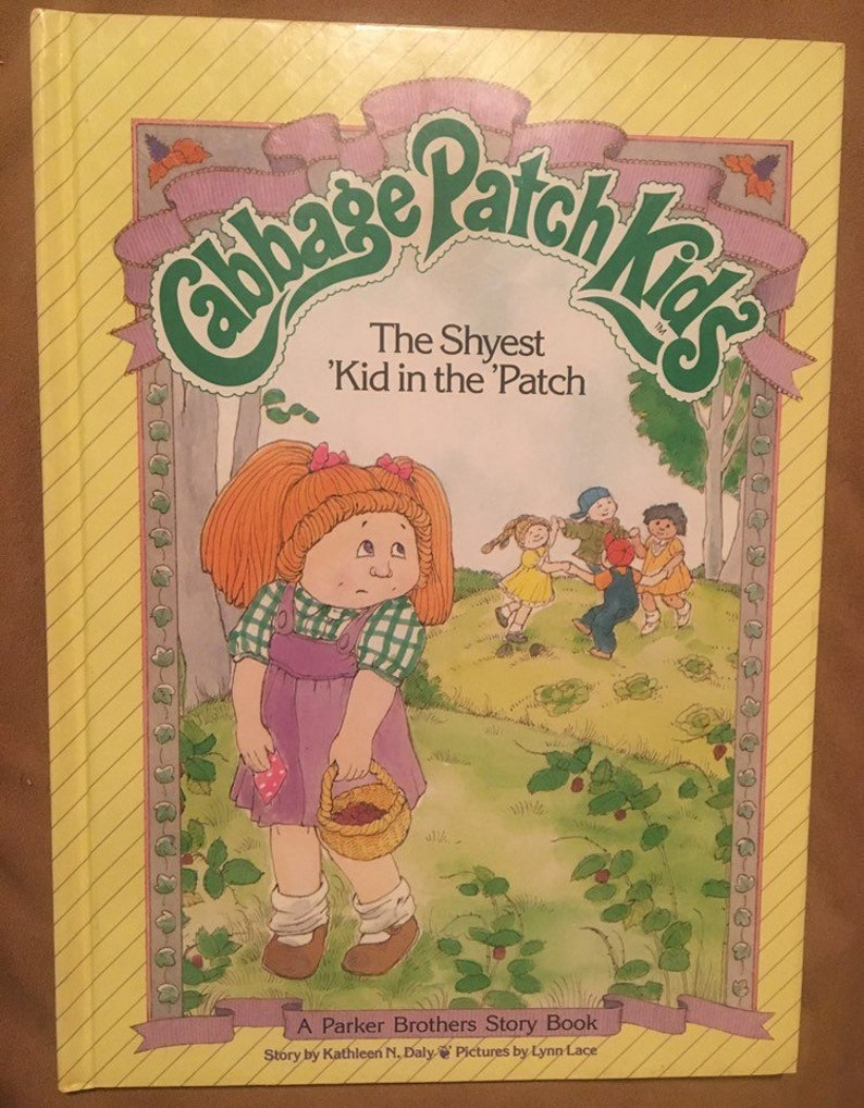 The Shyest Kid in the Patch