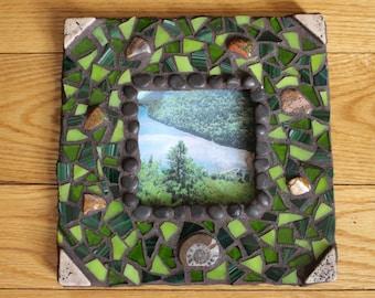 Mosaic Frame (Jurassic World)