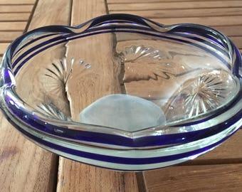 Crystal small dish