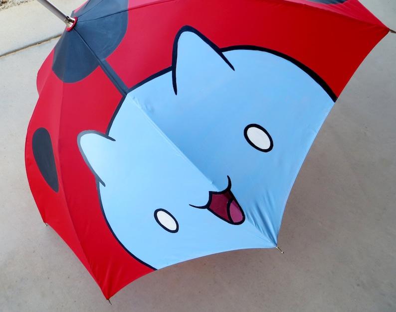 Catlikebug Painted Umbrella image 0