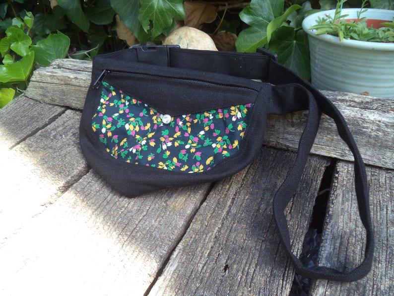 Canvas fanny pack,belt bag,hip bag