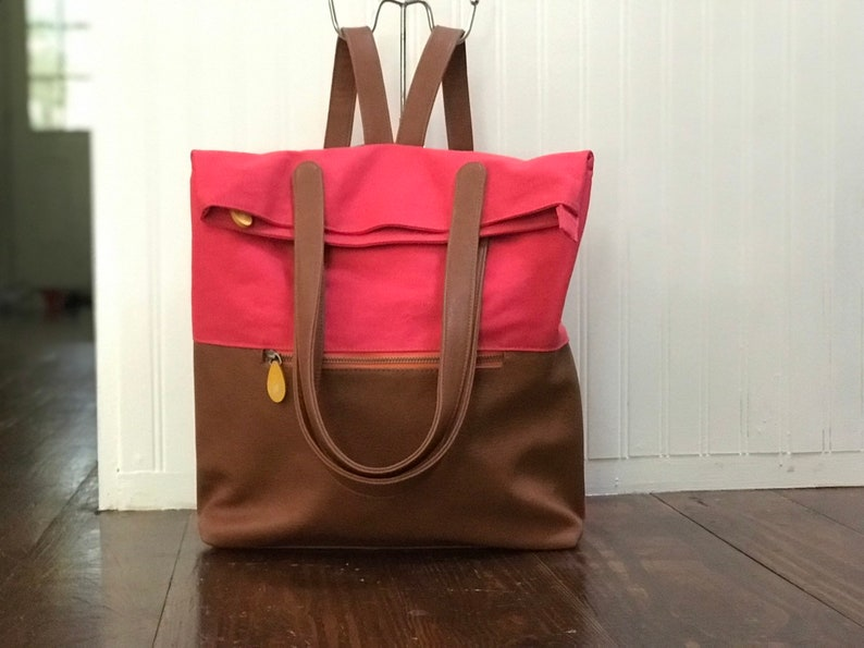 4206ac9fe5c3 convertible backpack, backpack purse, diaper bag backpack, laptop backpack  - GREENPOINT vegan backpack