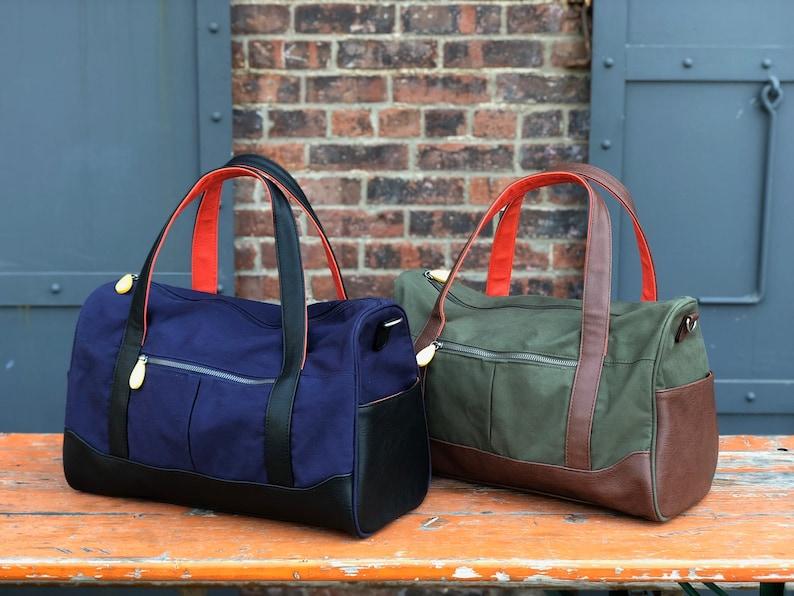 099598dbb72f0 Herren-Reisetasche Weekender Tasche Reisetasche für Männer