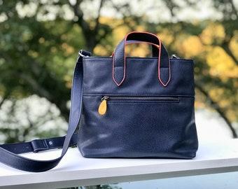 crossbody purse & shoulder bag - the ATLANTIC (3 colors)