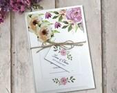Bundle wedding invitation...