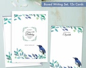 Age birthday present personalised gifts stationery for women her party friend writing set BDSS_01