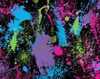 26ae04fd0ba88 Paint Splatter Vinyl Sheets