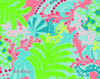 Lilly  Inspired Checkin In Vinyl Sheets