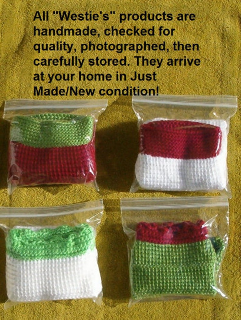 Small Dog Sweater  QZ Yellow Ribbon Pattern w Pale Green TShirt Collar /& Crochet Heart Appliques Handmade Dog Palentine  Shih Tzu Pomeranian