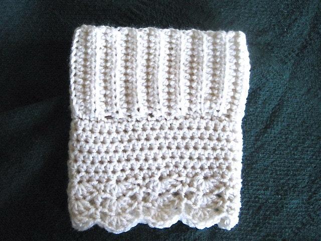 Boot Cuff PATTERN Crochet boot Cuff ribb Pattern Reversible | Etsy