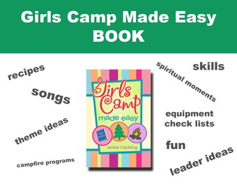 Young girls book | Etsy