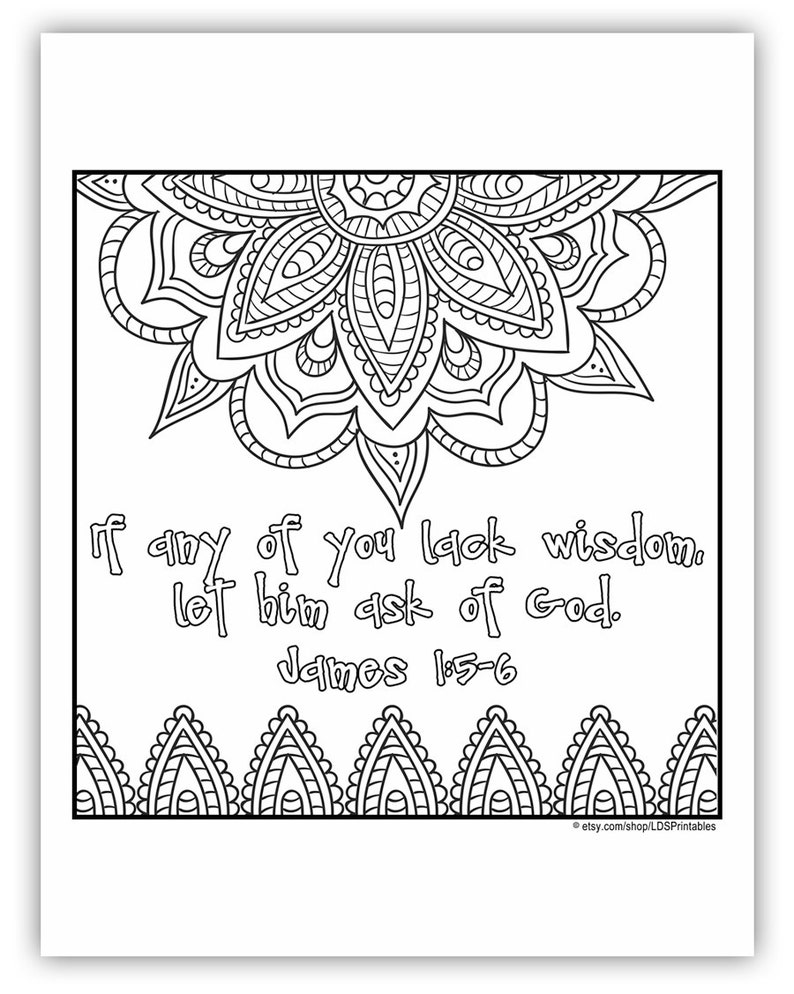 2017 Mutual Theme Coloring Page 8.5x11  Indian image 0