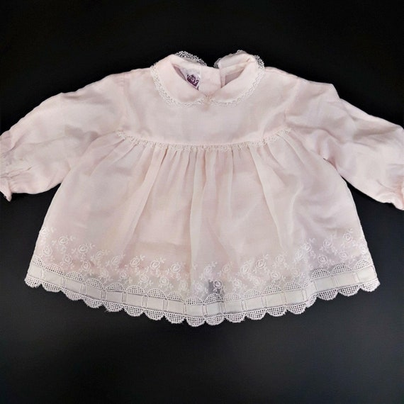 Pemay Pink dress and bloomers