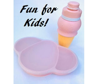 Silicone Ice Cream Cup