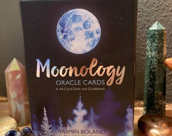 Moonology Oracle Card Reading