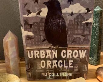 Urban Crow Oracle Card Reading