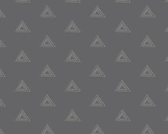 1/2 Yard of Prisma Elements in Matte Zirconia from Art Gallery  Fabrics 801