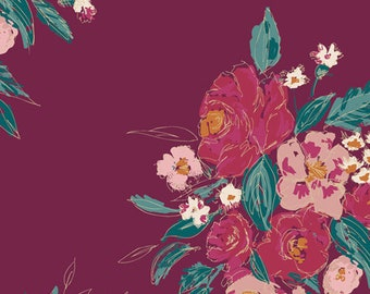 1/2 Yard of Foresta, Extempora 2105 from Art Gallery Fabrics